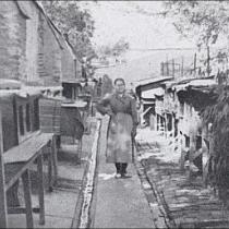 Departaments de cria de conills i de bestiar. 1945.