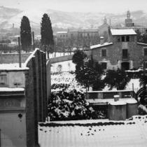 Nevada en Barcelona, 15 i 16 de enero de 1914.